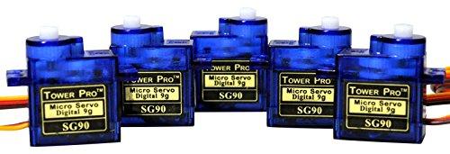SG90 Digital Micro Servo 5 pcs