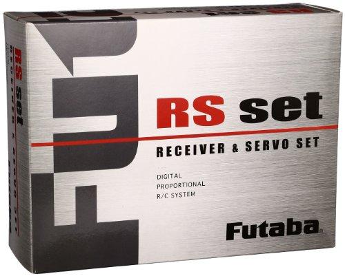 FUTABA RS614FS-BLS352 receiver servo set 00106850-1