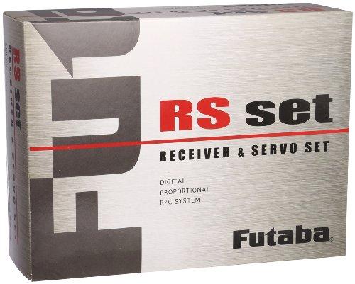 FUTABA RS7008SB-BLS272HV3 receiver servo set 00106842-1