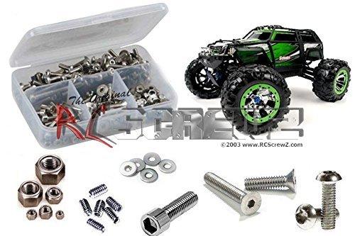 RC Screwz Traxxas Summit Extreme Stainless Steel Screw Kit