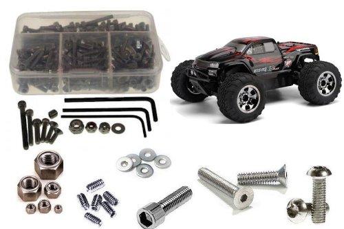 RCScrewZ HPI Racing Savage XS Stainless Steel Screw Kit hpi067