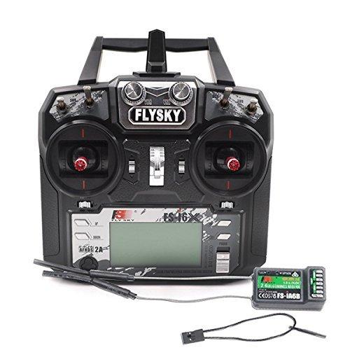 Flysky FS-i6X 10CH 24GHz AFHDS RC Transmitter w FS-iA6B Receiver