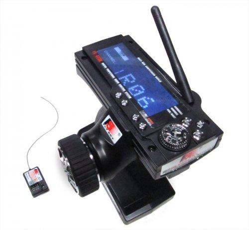 Flysky Fly Sky GT3B-24G FS-GT3B Digital 3CH 24Ghz TX RX LCD Transmitter Receiver