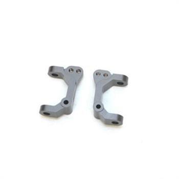 ST Racing Concepts STH100311GM Aluminum Precision Caster Blocks for The HPI Blitz and E-Firestorm - Gun Metal 1 Pair
