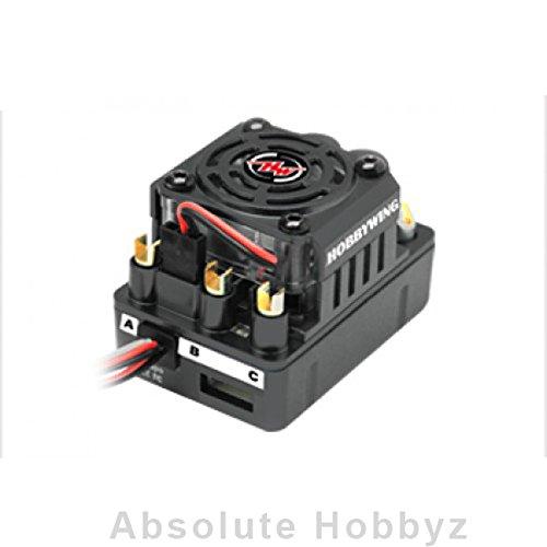 Hobby Wing XERUN SCT PRO Sensored Short Course Truck ESC - Black