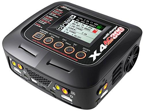Hitec Multiplex Japan multi charger X4 AC PLUS 300
