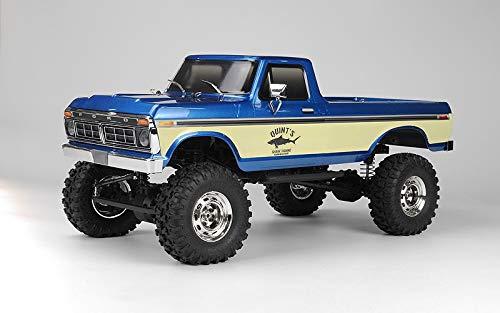 Carisma - SCA-1E 110 Scale 76 Ford F-150 4WD Scaler RTR 324mm Wheelbase Blue