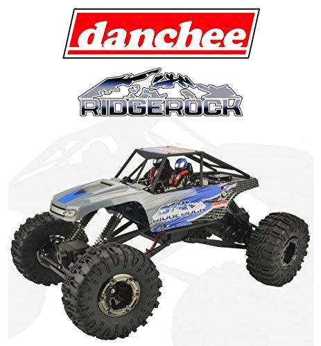 DANCHEE RidgeRock - 4WD Electric Rock Crawler - 110 scale - RTR