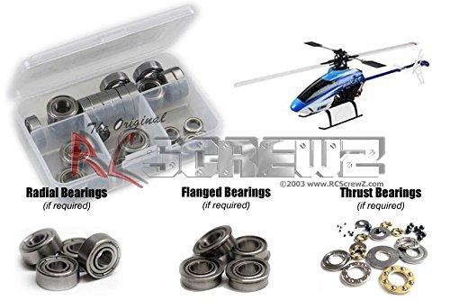 RCScrewZ E-Flite Blade SR Precision Metal Shielded Bearing Kit efl009b