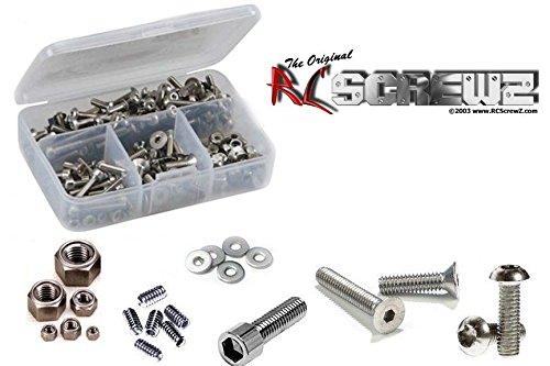 RCScrewZ Losi Mini LST 2 Metric Version Stainless Steel Screw Kit los033m