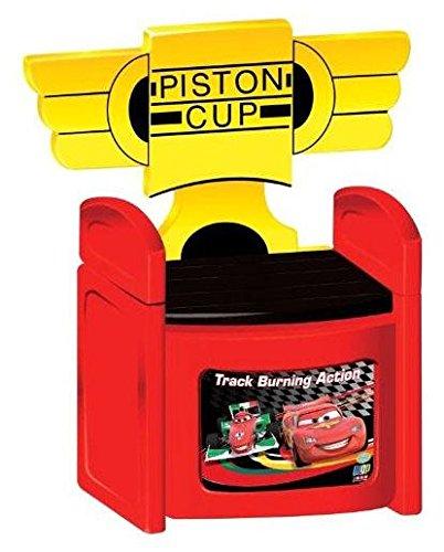 Disneys Cars 2 Piston Cup Sit N Store Chair