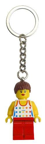 Digital Blue Lego Girl Minifigure 8GB USB Flash Drive