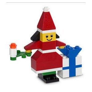 Lego Christmas Elf Girl 10166