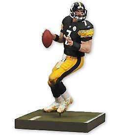 McFarlane Toys Action Figure - NFL Sports Picks 2008 - BEN ROETHLISBERGER 2