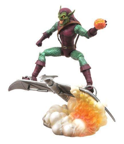 Diamond Select Toys Marvel Select Green Goblin Action Figure by Diamond Select Toys Toys Games