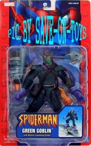 Spider-Man Green Goblin Action Figure by Spider-Man