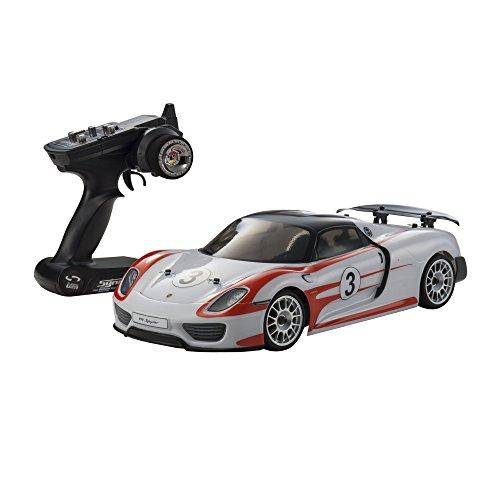 Kyosho Fazer VE RS - Porsche Spyder 918 - Weissach Edition RC Car