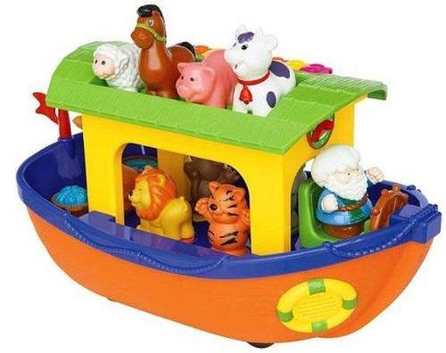 Kiddieland Toys Limited Fun n Play Noahs Ark