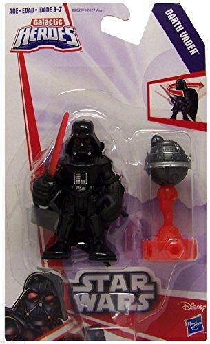 Playskool Star Wars Galactic Heroes Darth Vader Figure NIP 2015