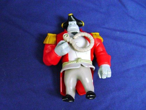 2002 Mr Arrow Rock Man 45 Treasure Planet 3 McDonalds Action Figure