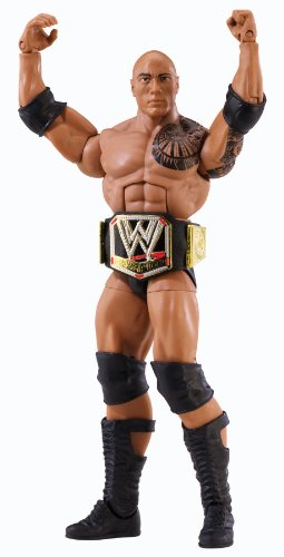WWE Elite Collection Series 22 The Rock Action Figure