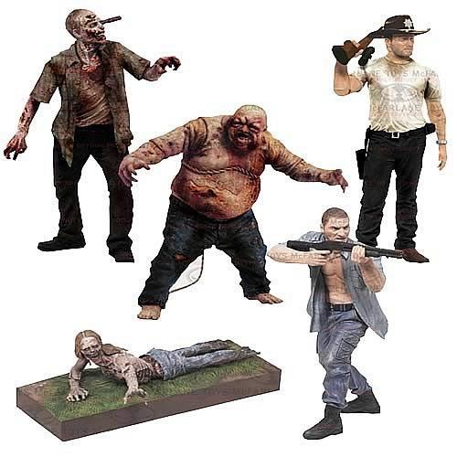 The Walking Dead TV Series 2 Action Figure Case
