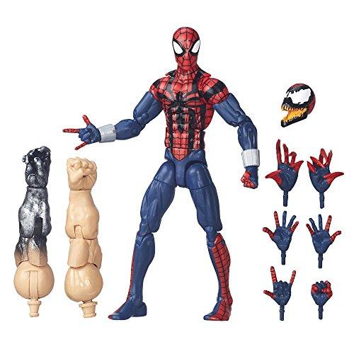 Marvel Legends Series Edge of Spider-Verse Ben Reilly Spider-Man