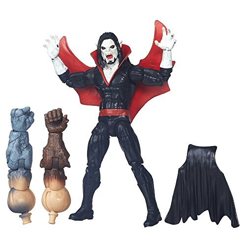 Marvel Legends Series Villains of the Night Morbius