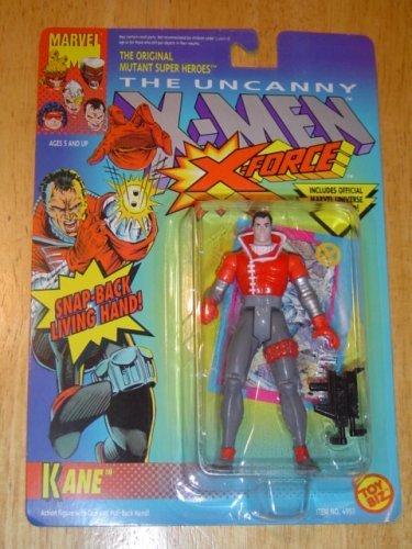 The Uncanny X-Men X-Force Kane Action Figure by X-men X-force