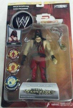 WWE R3 Technology Mat Fighter Kane Action Figure
