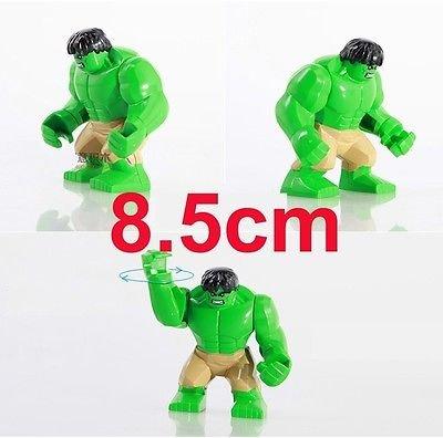 Big Green Hulk 85cm Minifigures Action Figure Super Hero Building Toys Cool Surprise Gift Fast Ship