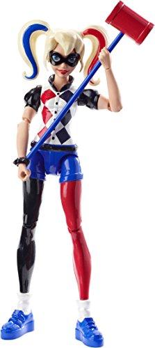 DC Super Hero Girls Harley Quinn 6 Action Figure