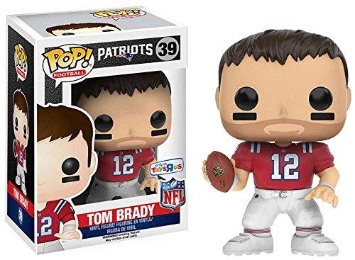 Funko Pop Football New England Patriots Tom Brady Retro Uniform Toys R Us Exclusive