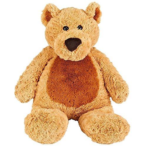 Toys R Us Plush 17 inch Sitting Bear - Tan