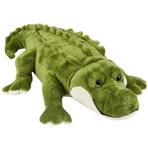 Toys R Us Plush 19 Inch Alligator - Green
