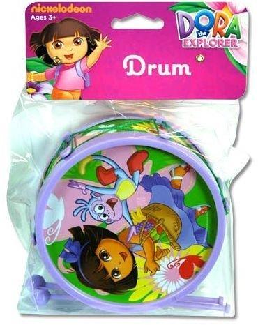 Dora The Explorer Kids Toy Drum 24 Pieces