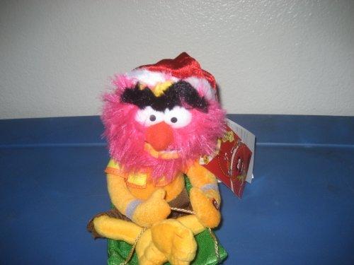 Disney Animal Wobblin Toboggan 11 Plush Toy with Sounds