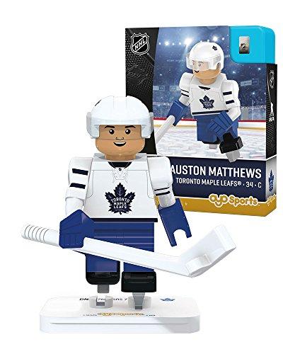 Auston Matthews Away Uniform OYO NHL Toronto Maple Leafs G3 Gen3 LE Mini Figure