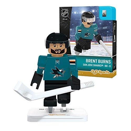 Brent Burns OYO NHL San Jose Sharks G3 Gen3 LE Mini Figure