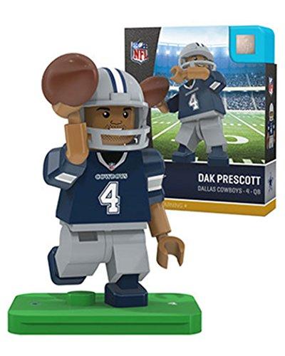 Dallas Cowboys Dak Prescott Mascot OYO Mini Figure G4