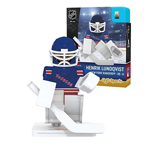 Henrik Lundqvist OYO NHL New York Rangers G3 Gen3 LE Mini Figure