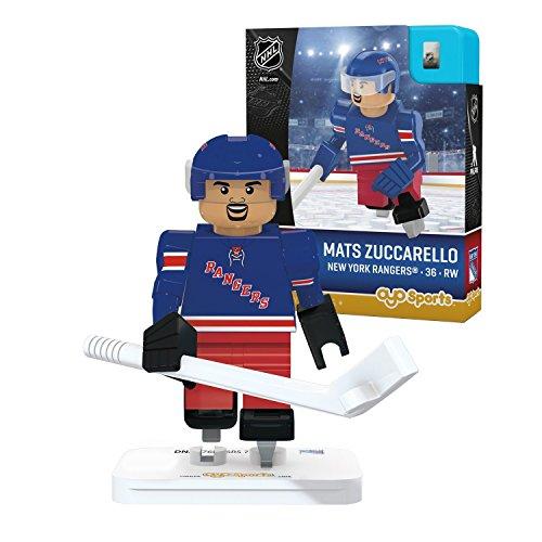 Mats Zuccarello OYO NHL New York Rangers G3 Gen3 LE Mini Figure