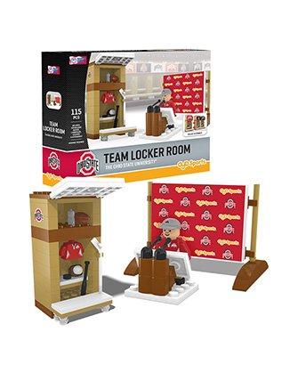 Ohio State Buckeyes Locker Room OYO NCAA Set