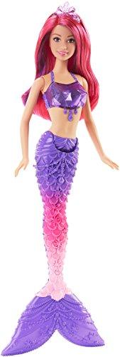 Barbie Mermaid Doll Gem Fashion