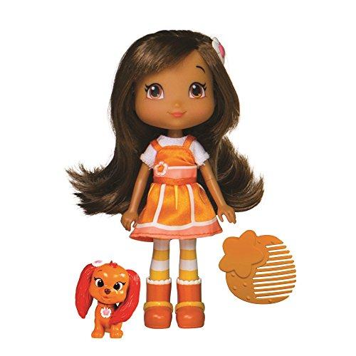 The Bridge Direct 12230 Strawberry Shortcake Orange Blossom with Marmalade Fashion Doll with Pet 6
