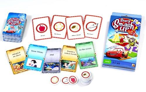 Story Smash-up Card Game