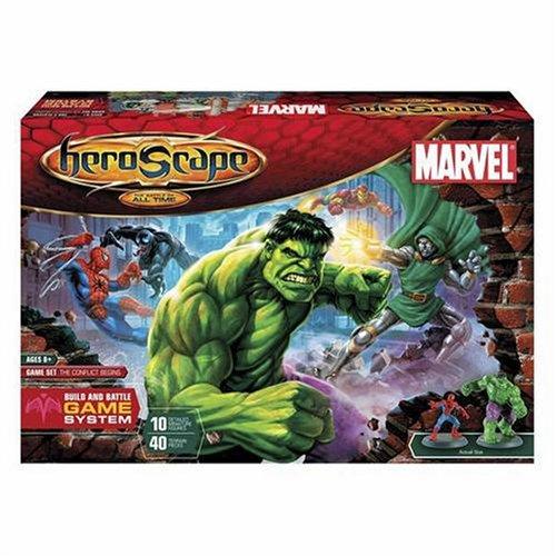 Hasbro Heroscape Marvel Game Set
