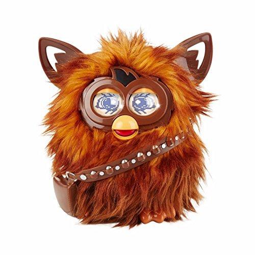 MascarelloHasbro Star Wars Furbacca Furby Star Wars Chewbacca Interactive Toy New by Mascarello
