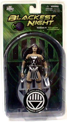 Blackest Night Series 4 Wonder Woman Action Figure