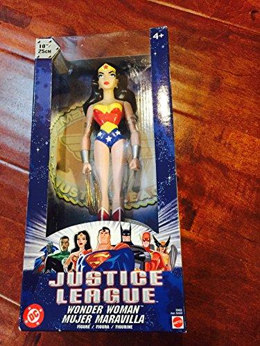 JLA Justice League Unlimited 10 Wonder Woman Action Figure